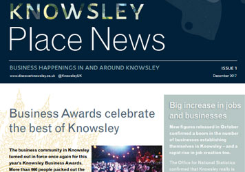 Knowsley Place News