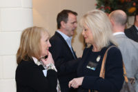 Lesley Martin-Wright, Knowsley Chamber of Commerce and Pam Case, ACR Property