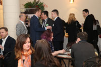 Refreshments and networking