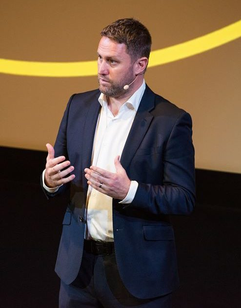 Damian Hughes